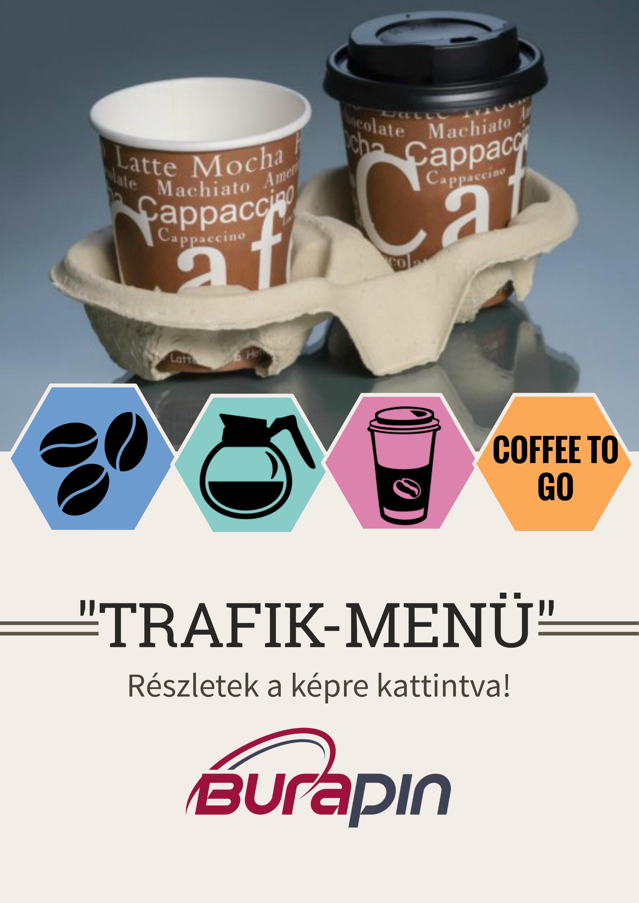 Trafik menü