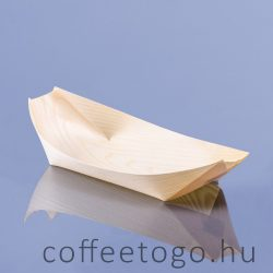 Bambusz hajó 19cm