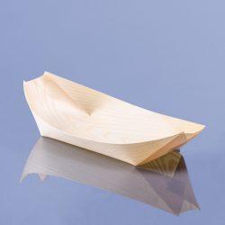 Bambusz hajó 22cm