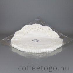 Tortacsipke kerek 28cm (zsírálló)