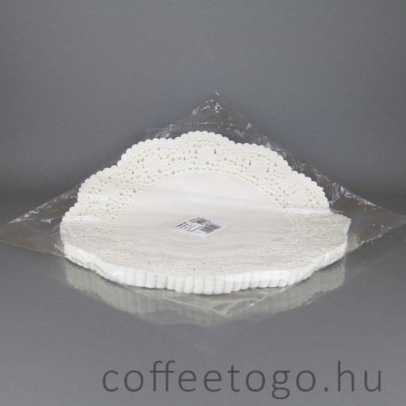 Tortacsipke kerek 30cm (zsírálló)