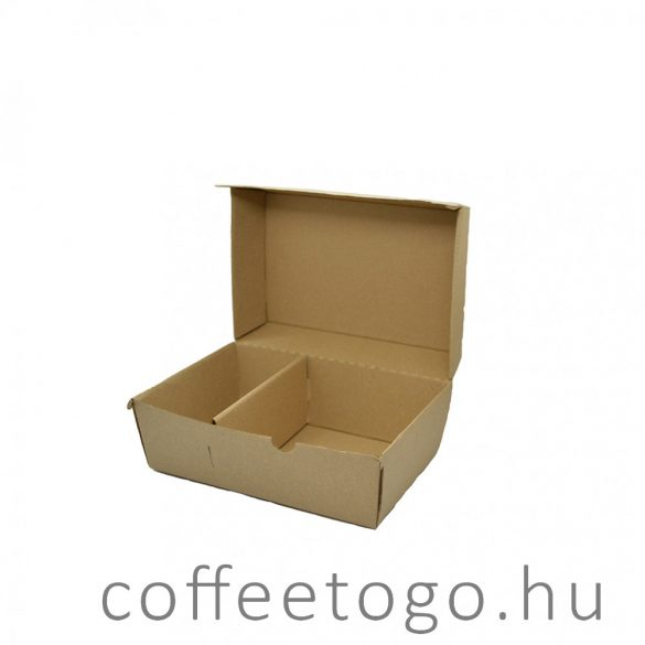 Hamburger dobozhoz (130x210x110mm) elválasztó lap
