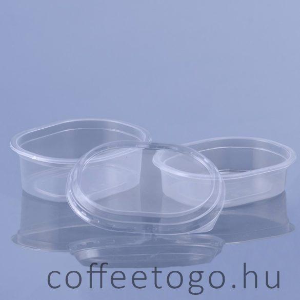 Fóliázható műanyag doboz