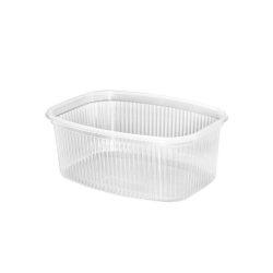 Svéd szögletes doboz, bordás 500ml (K)