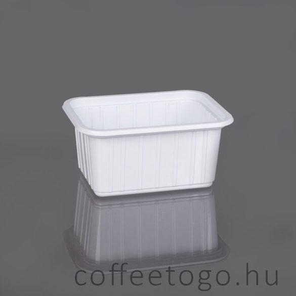 Varia szögletes doboz 425ml (fehér)