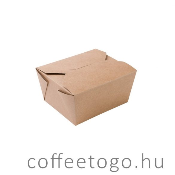 Prémium Food Box papírdoboz 750 ml (26oz)