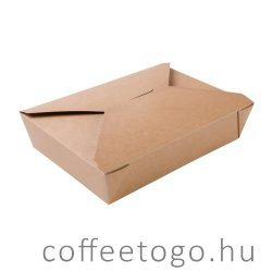 Prémium Food Box papírdoboz 1000 ml (34oz)