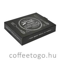 Grill Box papírdoboz 1900ml CHICAGO design