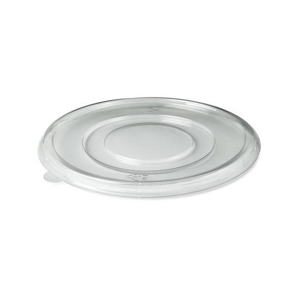 Műanyag tető 950ml FIBER gulyástálra 180mm