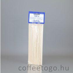 Bambusz nyárs / saslik nyárs  15cm