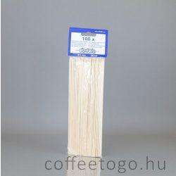 Bambusz nyárs / saslik nyárs  20cm