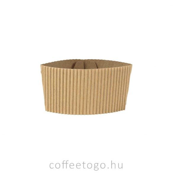 Papír pohárgyűrű 220ml-es papírpohárra