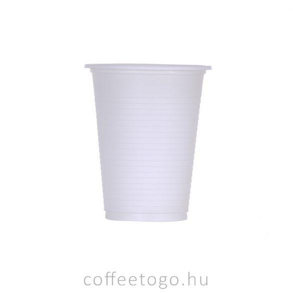 Lebomló CPLA pohár 220ml