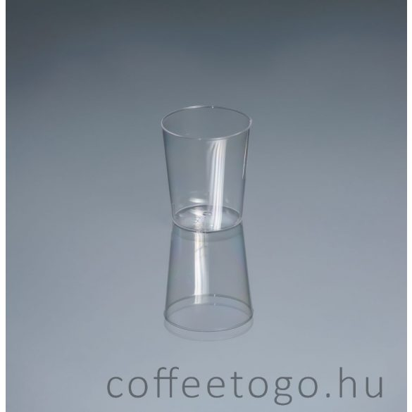 Röviditalos pohár 2-4cl