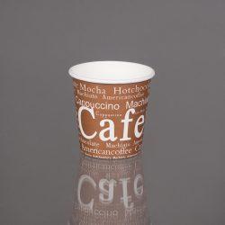 Kávés papírpohár Cafe 100ml