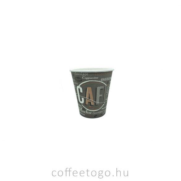 Papírpohár 100ml (65mm) COFFEE NEW
