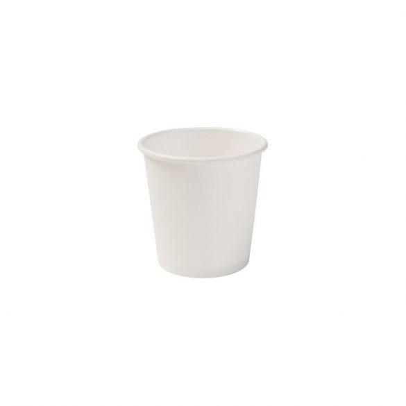 Fehér papírpohár 100ml 65mm