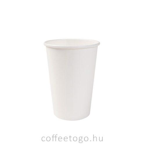 Fehér papírpohár 150ml