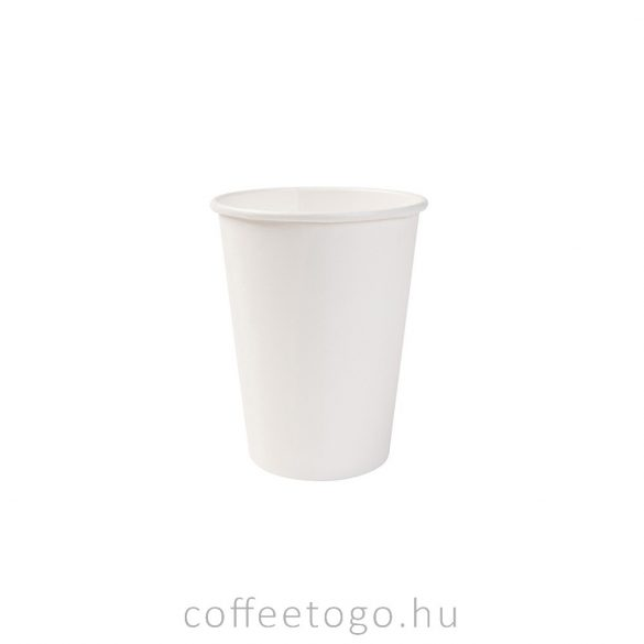 Fehér papírpohár 180ml  (70mm)