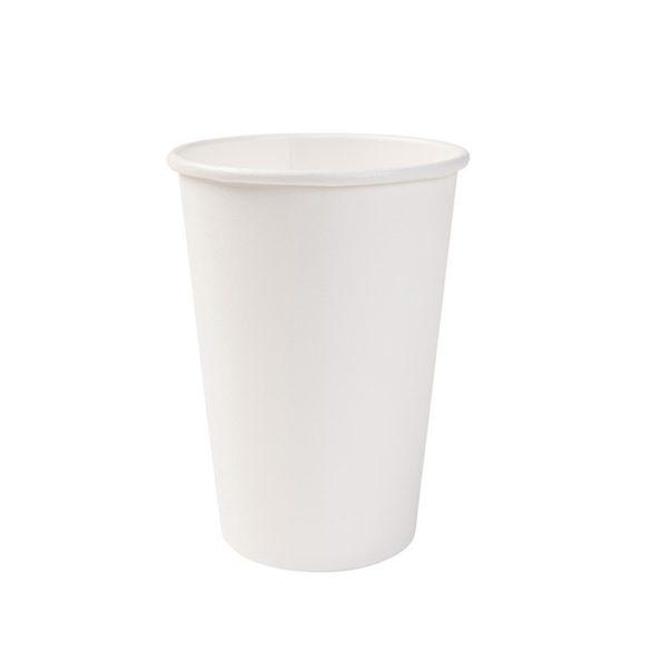 Fehér papírpohár 340ml (90mm)