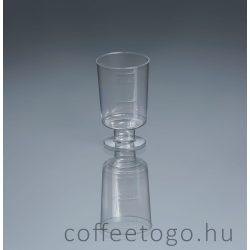 Talpas röviditalos pohár 2-4cl