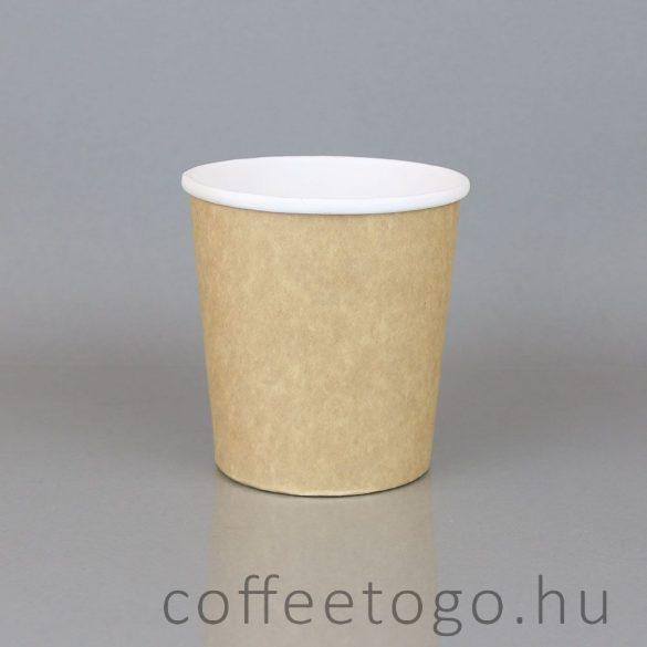 SoupToGo leveses papírpohár 600ml kraft (108mm) MONACO