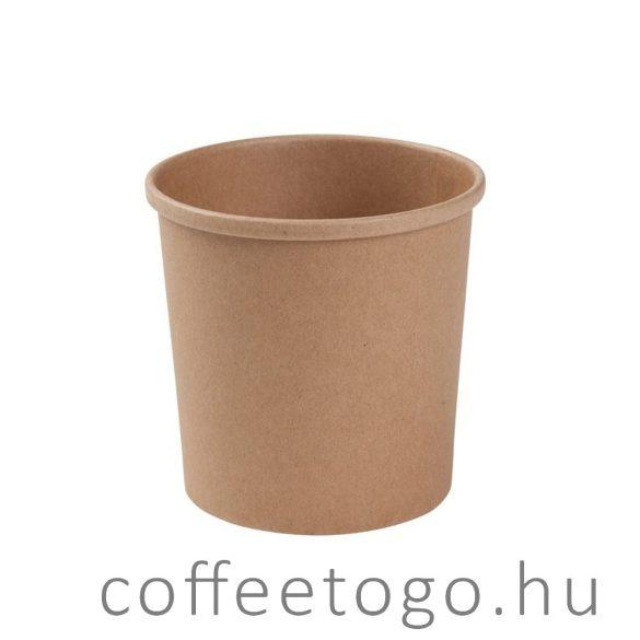 SoupToGo leveses papírpohár 750ml (116mm)