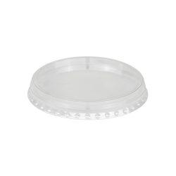 Tető shake-es pohárhoz, lapos, zárt (K)