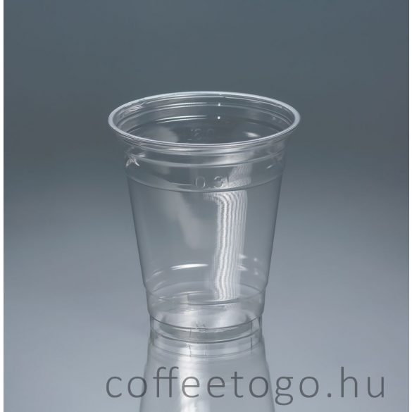 Shake pohár 400ml PET (K)