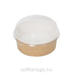 Salátás tető (papír 750ml-es dobozra) (víztiszta)