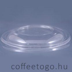 Salátás tető (1000ml dobozra) víztiszta  (K)