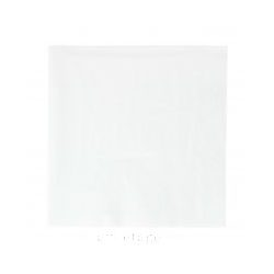 Koktél szalvéta 20 x 20cm (2rétegű) (fehér)