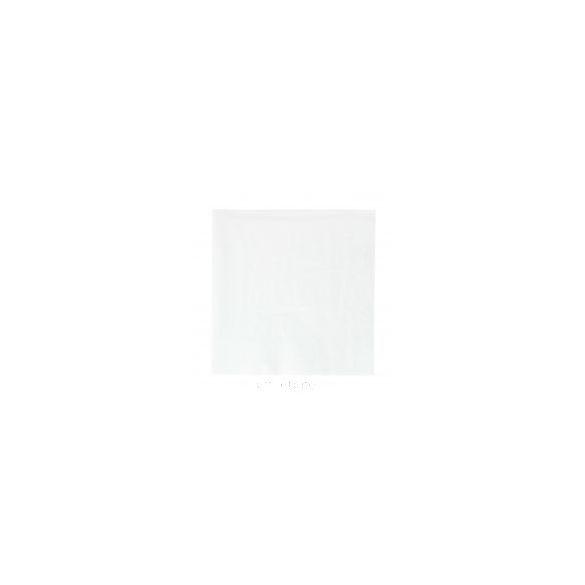 Fehér koktél szalvéta 20x20cm, 2rétegű