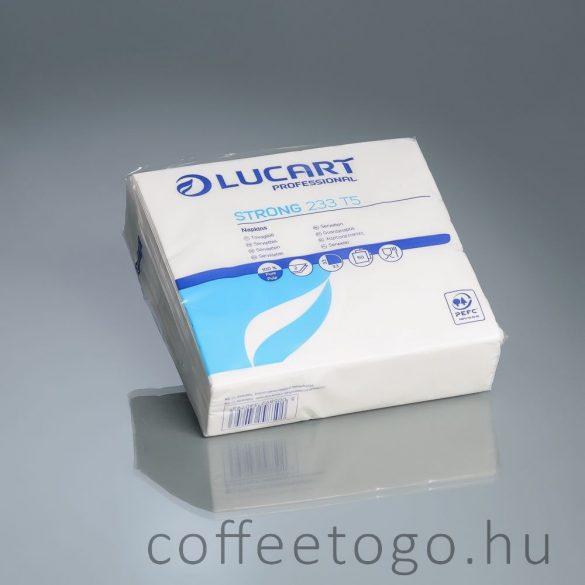 Fehér szalvéta 33x33cm 2 rétegü