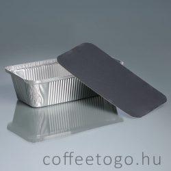 Alumínium tető (900ml-es tálhoz)