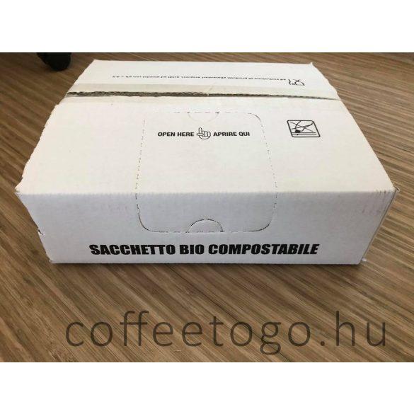 Lebomló, környezetbarát ingvállas táska 30x50cm, adagoló dobozban 500db