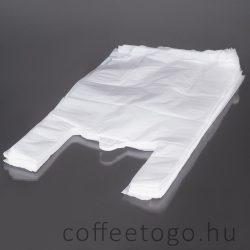 Fehér ingvállas táska 28 x 50cm