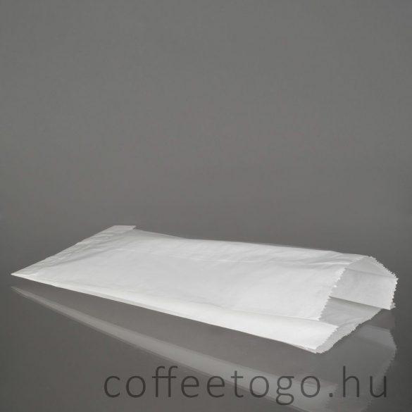 Sütőipari papírzacskó 0,5kg-os (fehér)