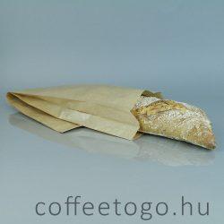 Baguette papírzacskó barna 350mm