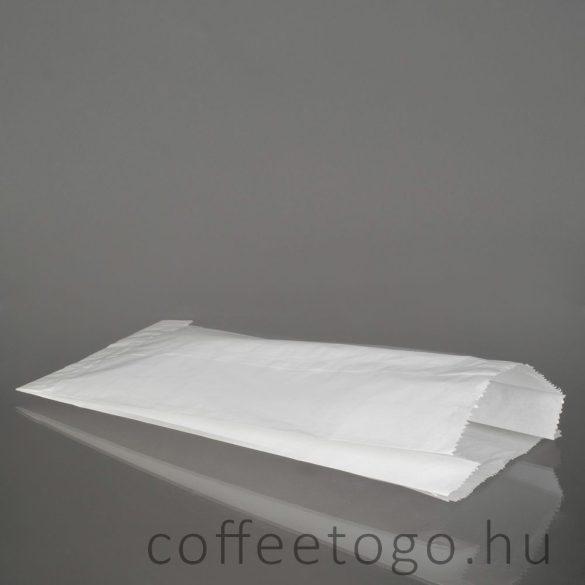 Sütőipari papírzacskó 1,5kg-os fehér