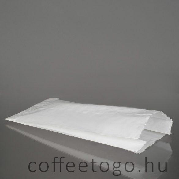 Sütőipari papírzacskó 2kg-os fehér