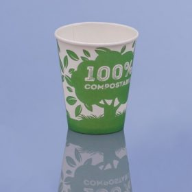 Környezetbarát (lebomló) PLA kávéspoharak
