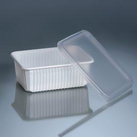 Elviteles műanyag dobozok levesnek és főételnek