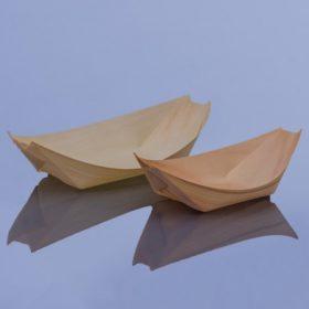 Bambusz tálka