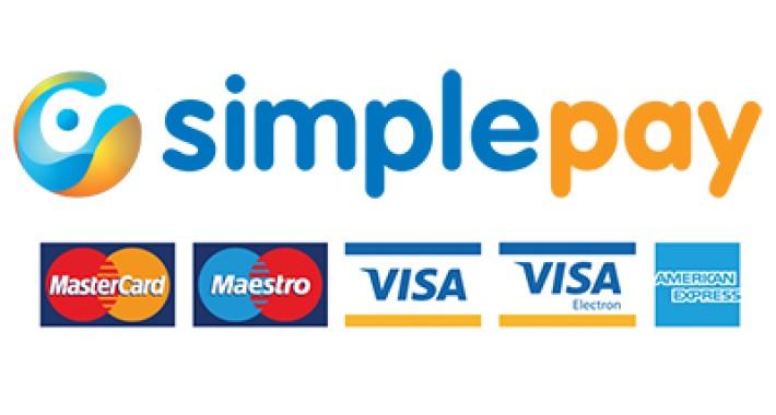 Simple Pay bankkártyás fizetés