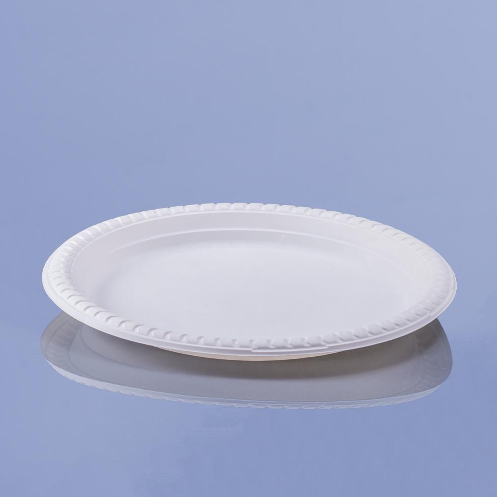 PLA lebomló tányér