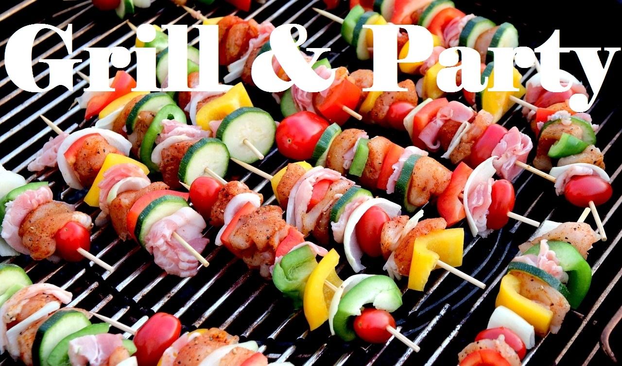 Grill és Party termékek